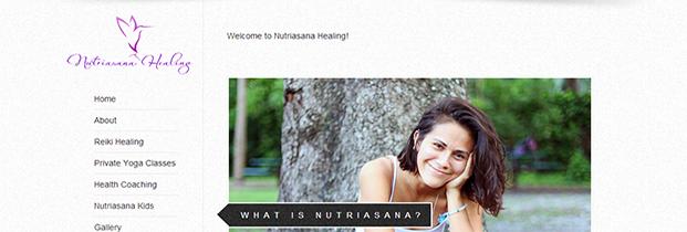 Nutriasana Healing