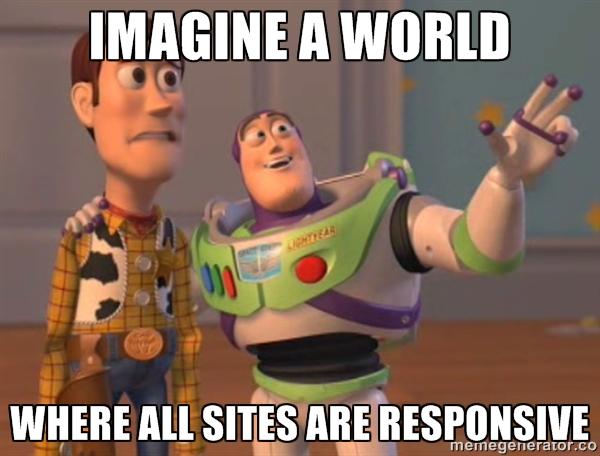 Imagine a world meme