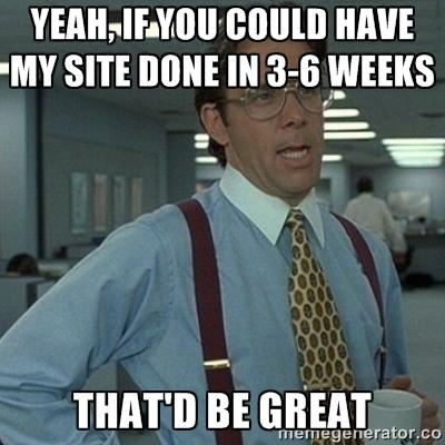 Office Website meme