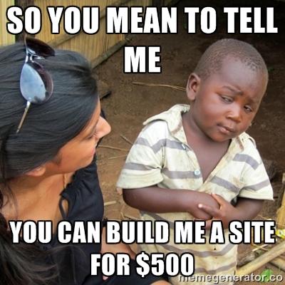 Skeptical Kid Website