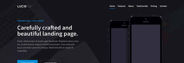 Free Landing Page Template