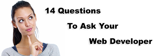 14 Questions to Ask a Web Developer