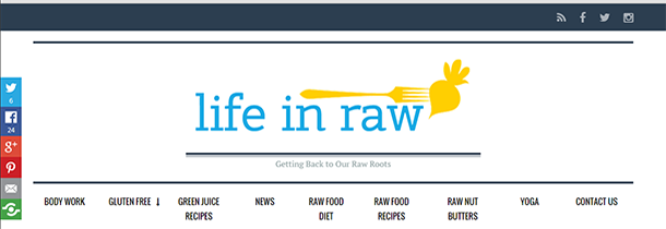 Life in Raw